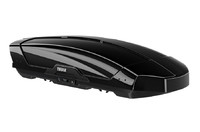 Автомобильный бокс на крышу Thule Motion XT L (700), 195x89x44 см, черный глянцевый, 450 л
