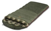 Мешок спальный (одеяло) ALEXIKA CANADA plus, оливковый, левый