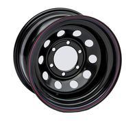 Диск усиленный Тойота Ниссан стальной черный 6x139,7 8xR16 d110 ET-25
