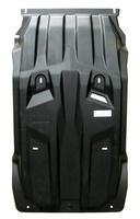 Защита картера Mitsubishi Pajero Sport/L200 (2006+) 2,5TD КПП+РК (композит 8 мм)