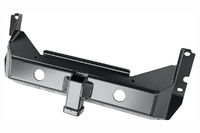 Фаркоп РИФ передний (переходник) для съёмной лебёдки с защитой радиатора ГАЗ Соболь