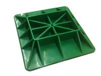 Подставка Base для реечного домкрата Hi-Lift (зелёная)