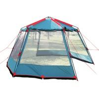 Палатка-шатер BTrace Highland (Зеленый/Бежевый)