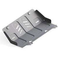 Защита радиатора Mitsubishi L200, V-2.4D, 2,4D H.P.(2015+), Pajero Sport, V-3.0; 2.4D(2016+), Fiat F