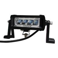 Фара светодиодная водительского света РИФ с ДХО 180 мм 32W
