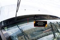 Жабо цельное без скотча 3 мм Renault Duster 2010-2014 (1 поколение)