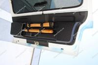 Футляр (ложемент) с топором и лопатой на дверь багажника Lada 4x4 Нива Урбан 2014+