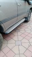 Пороги РИФ силовые Toyota Land Cruiser 80/105