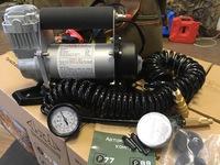 Автомобильный компрессор AIR4X4 Р77 переносной