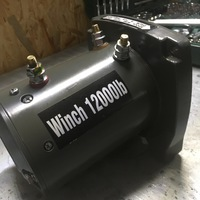 Мотор для лебедки Electric Winch 12v, 12000LBS
