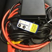Блок соленоидов + пульт проводной + пульт ДУ + провода для лебедки Electric Winch 12v, 12000LBS
