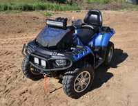 Вынос радиатора на Polaris Sportsman 550-850 XP с 2009г. LitPro