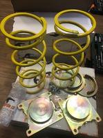 Установочный комплект Springvar (Пружины под задние рессоры) +300кг. лифт 4-6 см. для Уаз Патриот/Пикап/Хантер