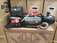 Автомобильная лебедка 4х4 Эксперт 14216МТ металлический трос