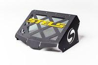 Вынос радиатора на Stels 800D LitPro