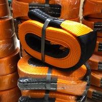 Стропа динамическая Off-wheels  4.5т. 6м. оранжевая